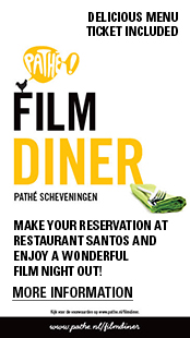 Film and Food Menu at Restaurant Santos in Scheveningen